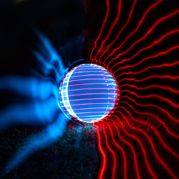 light_painting longexposure lightpainting lightart slowshutter nightshot LED canon orb nightphoto nightphotography colotful longexposurephotography sphere