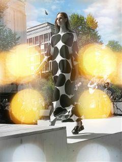 marimekko fashion fashionshow helsinki
