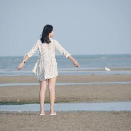 sea beach freetoedit