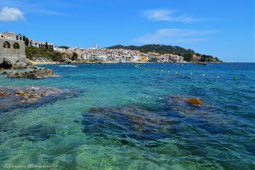 summer beach blue colorful travel