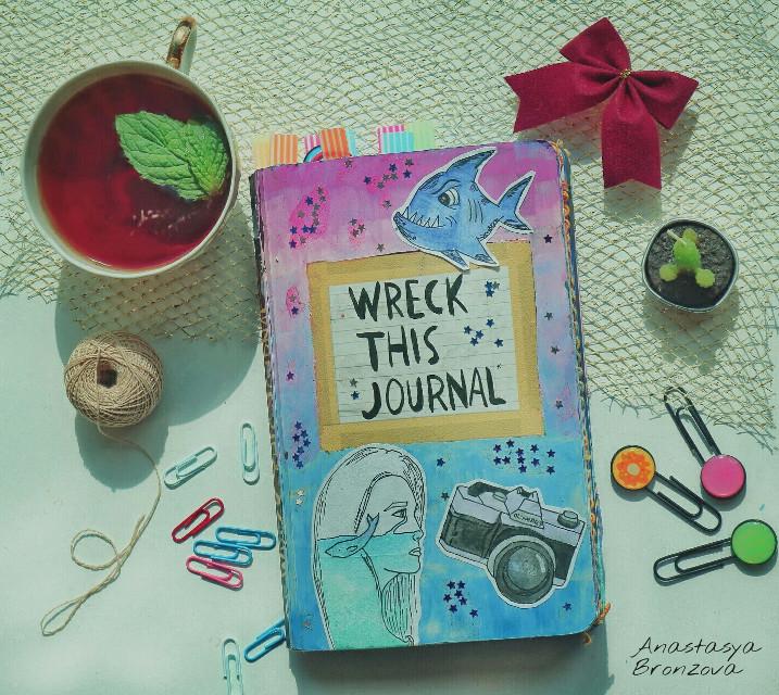 #tea  #wreckThisJournal   #colorful   #tenderness #retro #summer #photography #music #love #flower