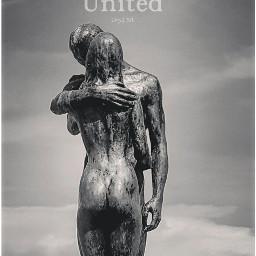 lovers sculpture art b emotions