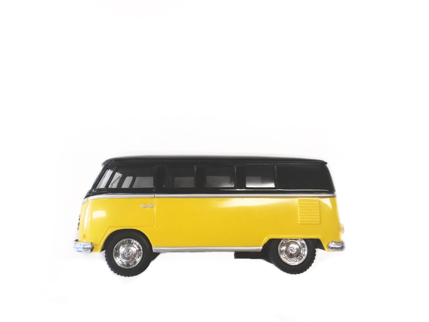 Thank You All guys. Never stop to create. :)         #car #old #oldcar #volkswagen #bus #yellow #white #background #FreeToEdit