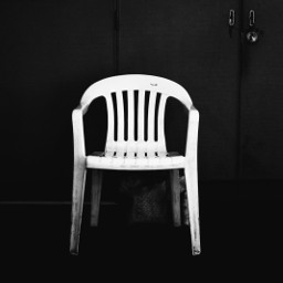 photography black chair art nopeople