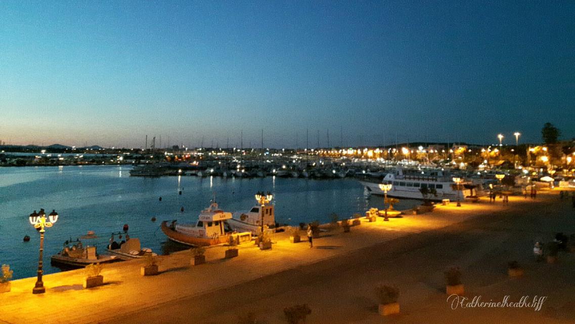 #travel #sunset  #nature #landscape #sea #sky #alghero #sardinia  #sardegna #colorful