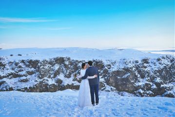 freetoedit wedding winter nature landscape