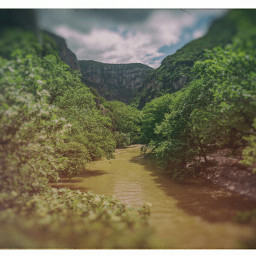 nature photography vintage voidomatis river