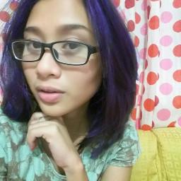 beautiful bestfriend notme love emotions people colorsplash photography selfie haircolor cosmic galaxy overlays