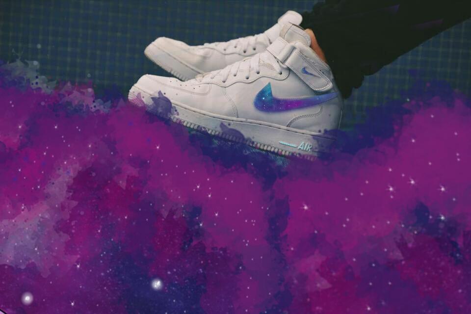 #FreeToEdit #colorful #Nike #HipsterGalaxy
