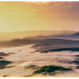 sunrise vikos colorful photography nature