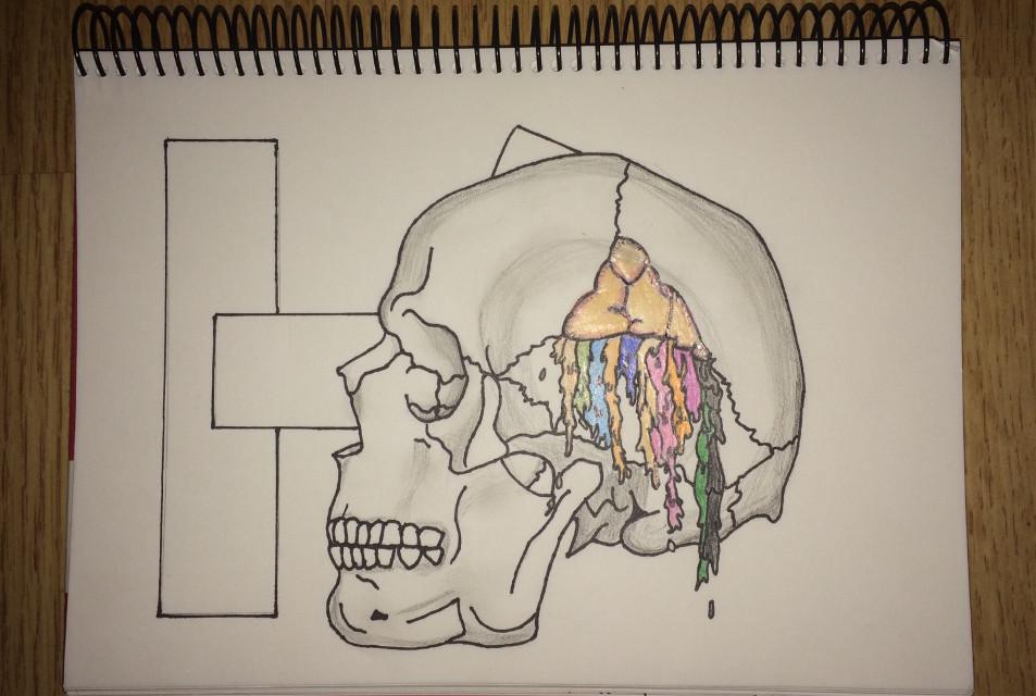 self-titled  #art #twentyonepilots #drawing