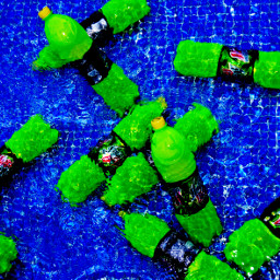 mountaindew pool water bottles freetoedit dpcpopofcolor