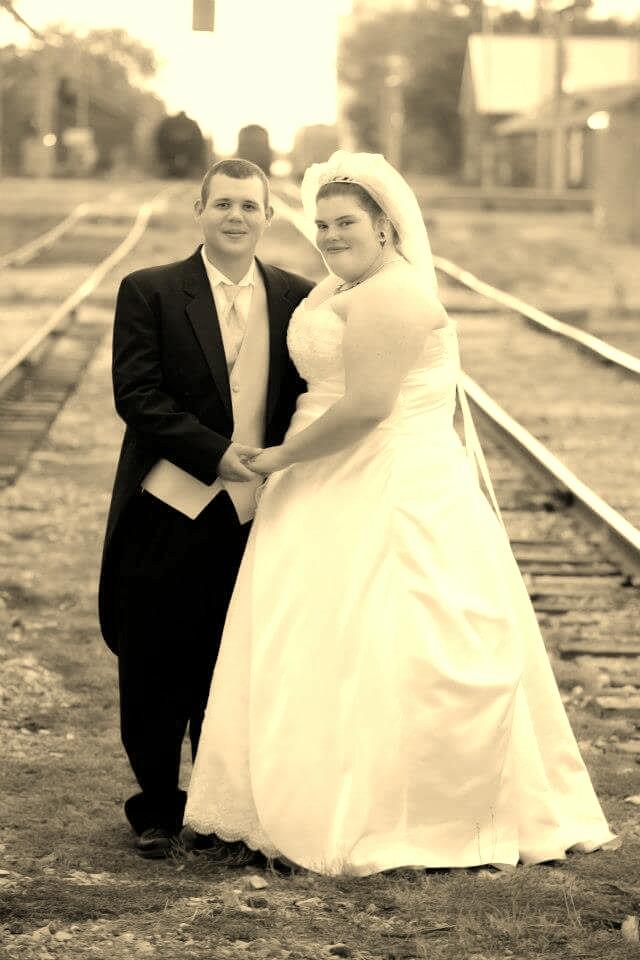 #wedding#love #traintraks #antiquefilter#sunset