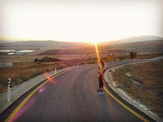 sun sunset summer