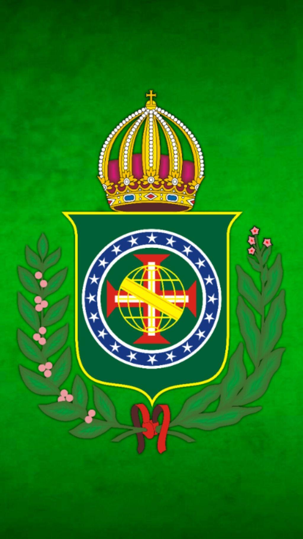 Brazil Empire Flag