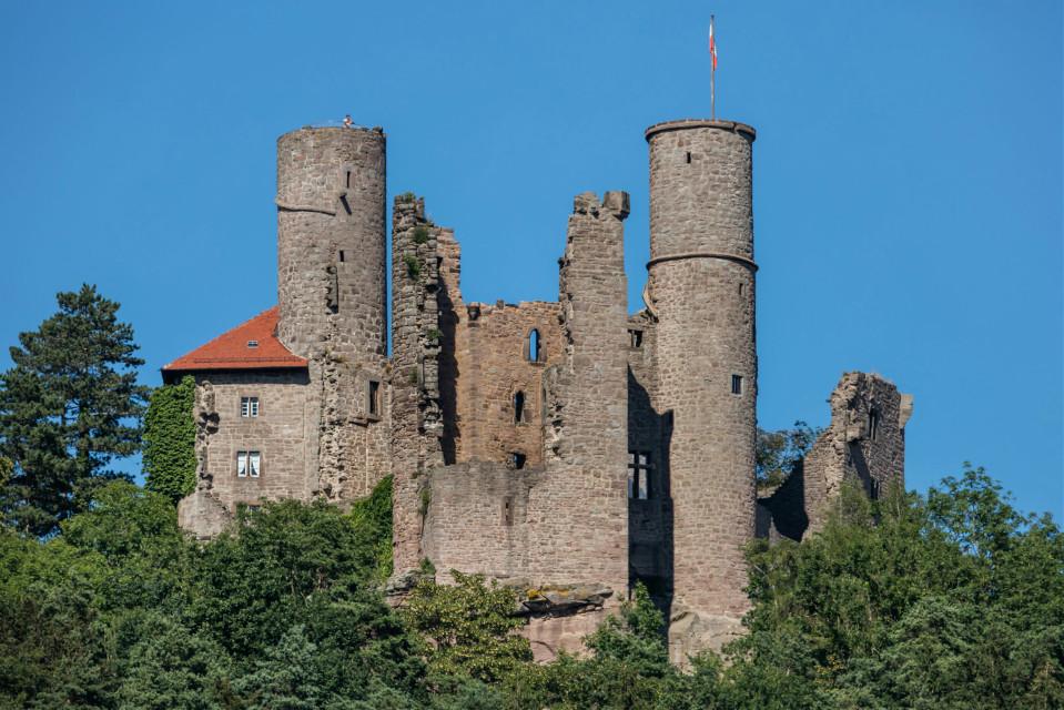 Burg Hanstein  Germany