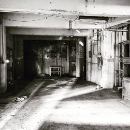 creepy scary abandoned abandonedbuilding grainmill