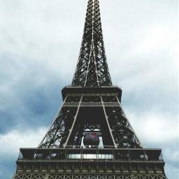 freetoedit toureiffel paris france sky