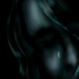 freetoedit drawing dark darkart emotions
