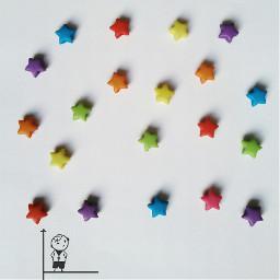 FreeToEdit stars colors ideasandcreativity creative creation sketchbook
