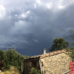 nature clouds noedit nofilter catalonia freetoedit