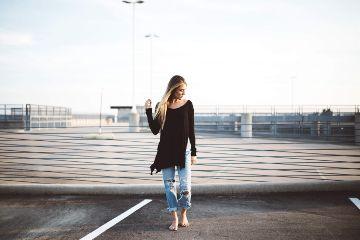 freetoedit girl feet jeans fashion