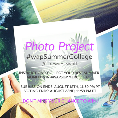 summercollage contest collage editing
