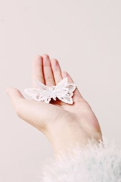 freetoedit hand butterfly imagination magic