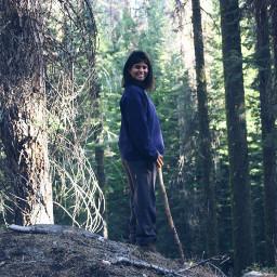 nature hiking dirtyhippie