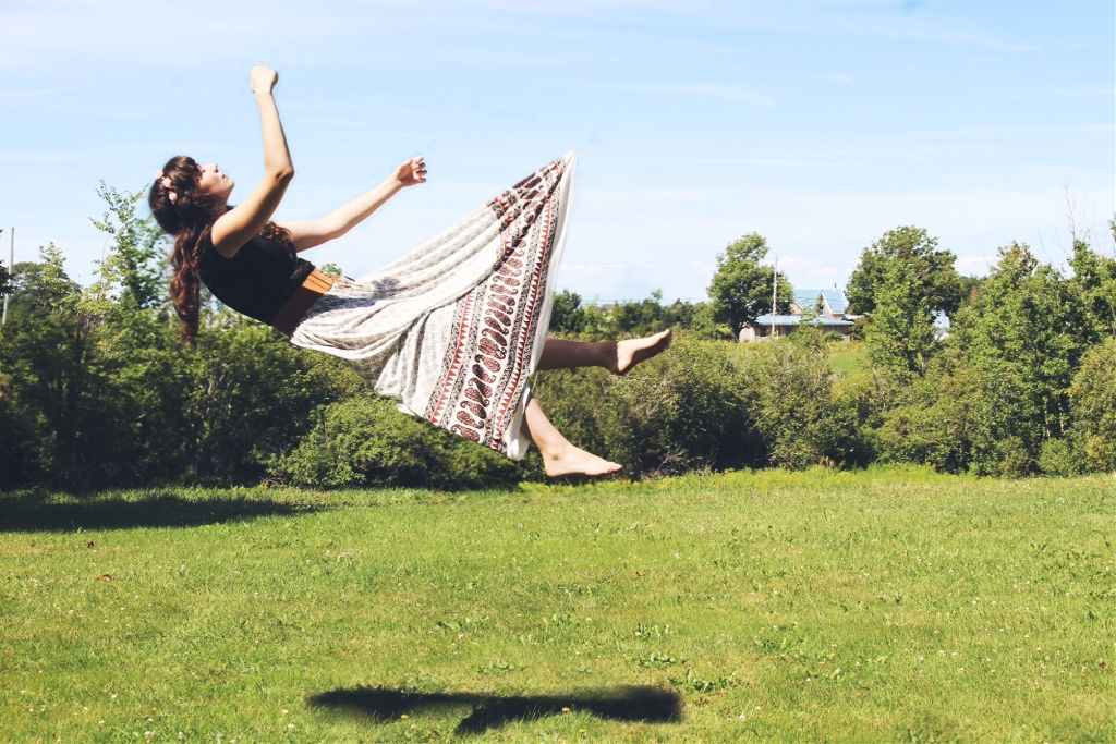 Lifted ladies picture series  #hover #picnic #tea #surreal #photography #interesting #art #picsart #people #levitate #FreeToEdit