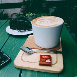 photography coffee shotofcoffee chocolate cake