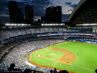 freetoedit photography landscape stadium baseball