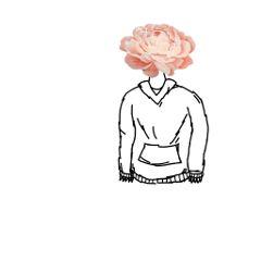 freetoedit flower flowerboy flowerpower sweatshirt