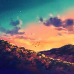 beautiful anime animescenery theanimesociety