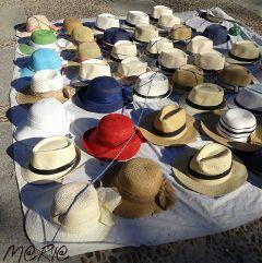 summer hats freetoedit