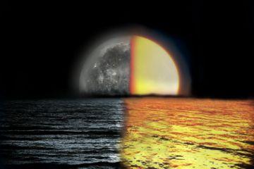 moon sun remix night sky day