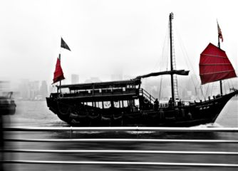 boat historic colorsplash abstract motionblur