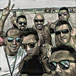 beach party freetoedit verano verano2016