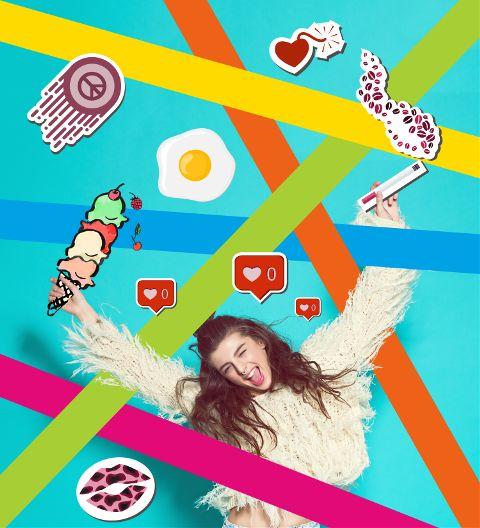 #girl,#happiness,#fun,#awesome,#cool