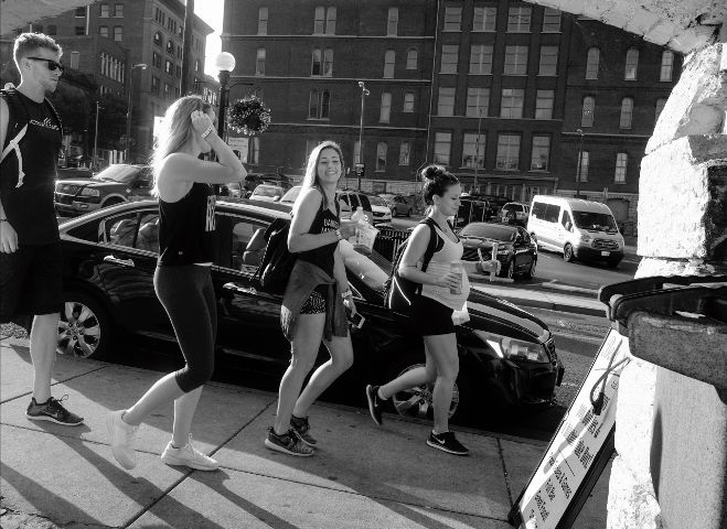 #blackandwhite,#streetphotography,#nashville,#americanlife,#girls
