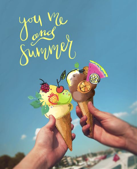#summer,#iceream,#fun,#awesome,#colores